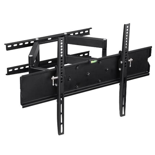 Yescom Articulating TV Wall Mount LED LCD PLASMA Flat Screen Bracket Tilt Swivel Fits 40-65