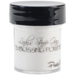 Lindy's Stamp Gang 2-Tone Embossing Powder .5oz Purely White