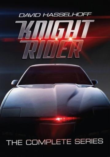 Knight rider-complete series (dvd/16 disc)
