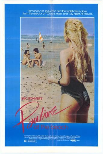 Pauline at the Beach Movie Poster Print (27 x 40) WIEC8X8T5JFYWUAA