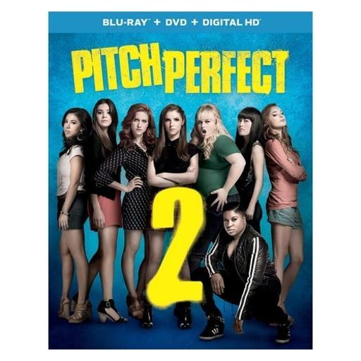 Pitch perfect 2 (blu ray/dvd w/digital hd) MLAOUV7NEMUWXOCC