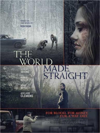 The World Made Straight Movie Poster (11 x 17) NRIRIQFECEU6OVCE