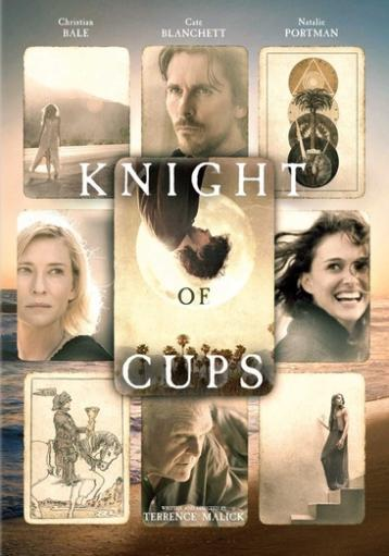 Knight of cups (dvd) 1722614