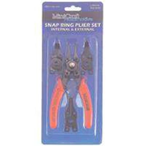 10002-PRP-53L Combo Snap Ring Pliers Internal And External