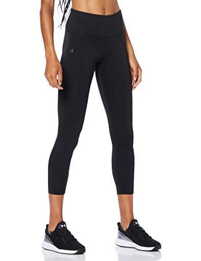 Under Armour Women's ColdGear Armour Leggings, Black, Black, Size Medium