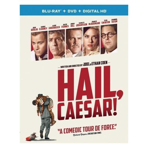 Hail caesar (blu ray/dvd w/digital hd/uv) AJ27BX5DQWU8UCJG