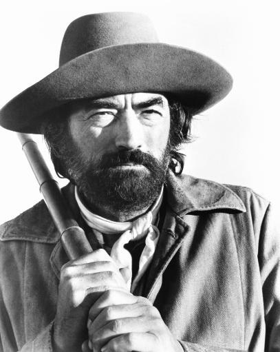 Billy Two Hats Gregory Peck 1974 Photo Print TKMMMYAAAC3X1TIP