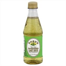 ROSES JUICE LIME PET-12 OZ -Pack of 6