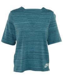 Nike Sportswear Advance 15 Short Sleeve Top Womens Style : 838954