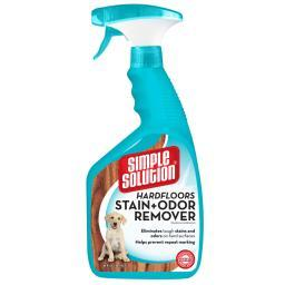 Simple Solution 11041 Simple Solution Hardfloors Stain And Odor Remover 32Oz 2.9 X 4.8 X 10.75