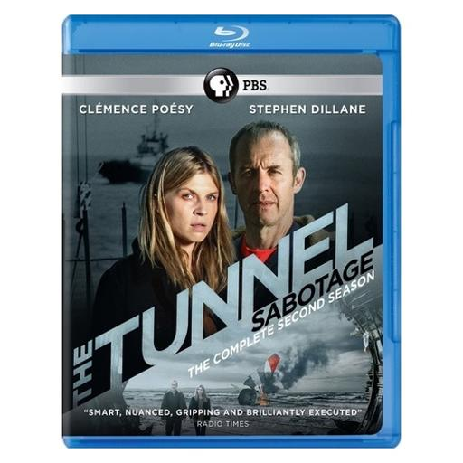 Tunnel-sabotage season 2 (blu-ray/3 disc) 1723155
