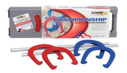 St. Pierre Sports Championship Series 16.6 Horseshoe Set - Case Of: 1; Each Pack Qty: 1;