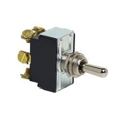 Cole Hersee Heavy Duty Toggle Switch Dpdt (on)-off-(on)