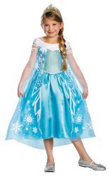 Frozen Elsa Child Deluxe 10-12 DG56998G