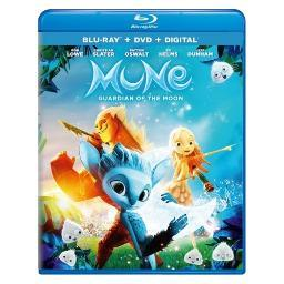 Mune-guardian of the moon (blu ray/dvd combo) (2discs) BR61185195
