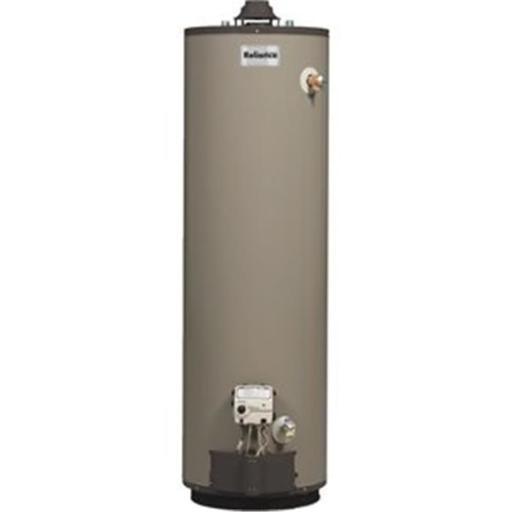 State Water Heater Reliance 9 50 NKRT 50 gal Natural Gas Water Heater
