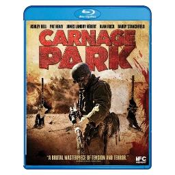 Carnage park (blu ray) (ws/16x9/eng) BRSF17131