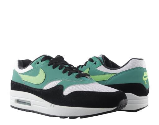 3cc66faea068 Nike Nike Air Max 1 White Green Strike Men s Running Shoes AH8145 ...