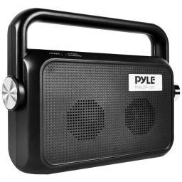 Pyle(r) ptvsp18bk slim comfort hearing wireless tv speaker