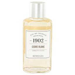 1902 Cedre Blanc by Berdoues Eau De Cologne 8.3 oz for Women (Package of 2)