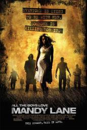 All the Boys Love Mandy Lane Movie Poster (11 x 17) MOVGI2721