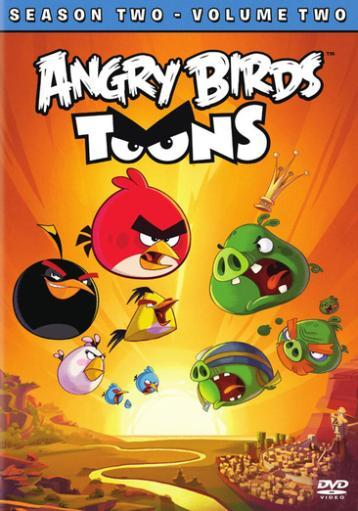 Angry birds toons-season 2-v02 (dvd/ws 1.78/dol dig 5.1) EUP3J4E8OB6FANWK