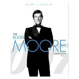 007 roger moore collection v02 (blu-ray/4 disc) BRM134239
