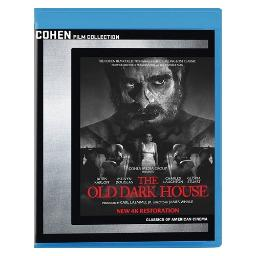 Old dark house (blu ray) (dol dig 5.1/ff/b&w) BRCMG8408