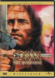 Conan the barbarian (dvd) collectors edit/ws/2.35/2.0 D20564D