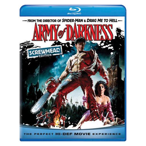Army of darkness (blu ray) (screwhead edition) OXCHKV0MMV1T5CRO