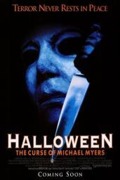Halloween 6 the Curse of Michael Myers Movie Poster (11 x 17) MOV194513