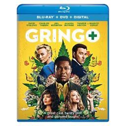Gringo  (blu ray/dvd w/digital) BR25196734
