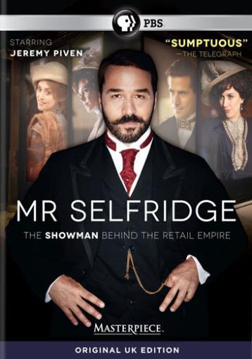 Mr selfridge-season 1 (dvd/3 disc/uk edition/masterpiece collection) XOOPEVROUYEH4OKX