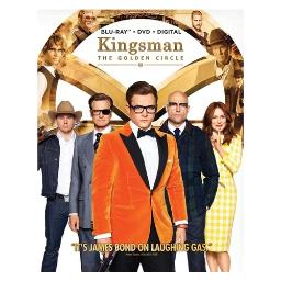 Kingsman 2-golden circle (blu-ray/dvd/digital hd) BR2332878