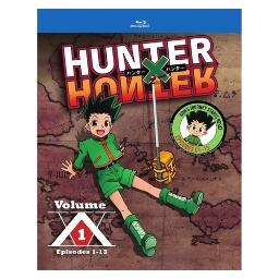 Hunter x hunter-set 1 (blu-ray/standard edition/2 disc) BR618423