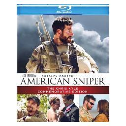 American sniper (2014/chris kyle commemorative edition/blu-ray) BR587190