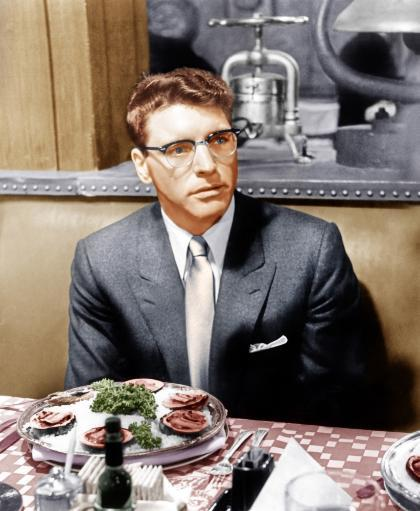 Sweet Smell Of Success Burt Lancaster 1957 Photo Print