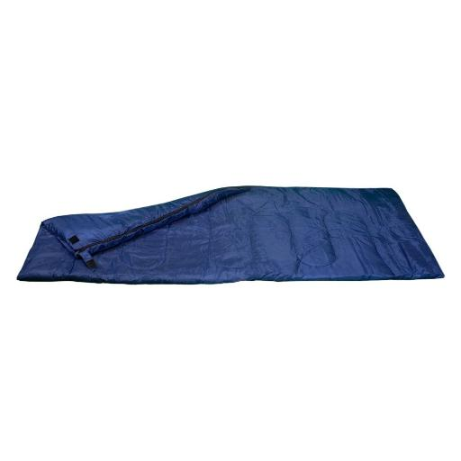 2 Moda 0.8Kg Lightweight Sleeping Bag - Navy(Pack Of 10)