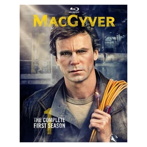 Macgyver-season one (2017) (blu-ray) (5 disc)