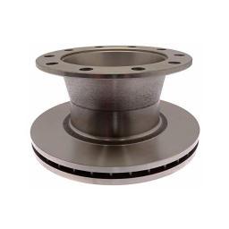 Ac delco acdelco silver 18a2772a rear disc brake rotor