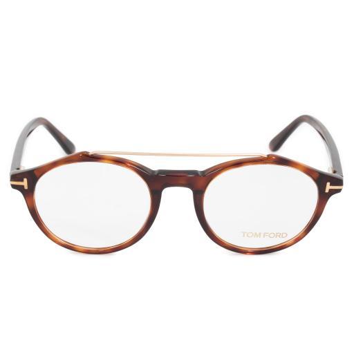 de89d2a779b Tom Ford Tom Ford Round Eyeglass Frames FT5455 052 48