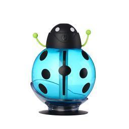 Ultrasonic LED Ladybug Personal Humidifier TI-BETH-YEL