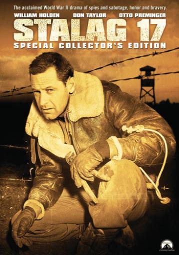 Stalag 17 (dvd) (ws/b & w) 04SY6TW9EIPRZYFM