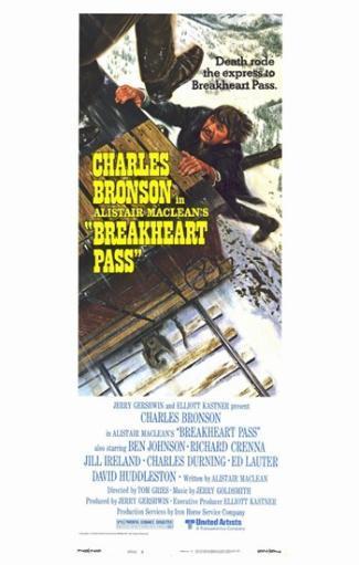 Breakheart Pass Movie Poster (11 x 17) 43RT0YGILCVSZBYU