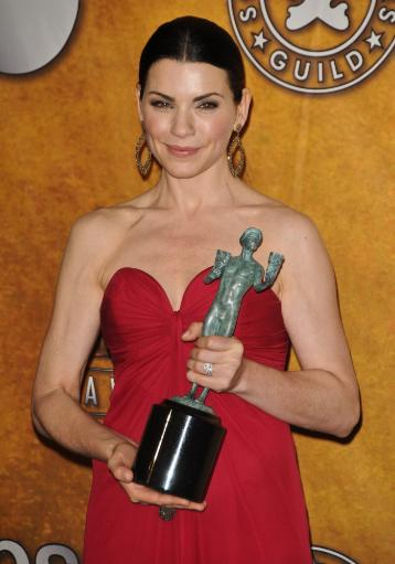 Julianna Margulies In The Press Room For 17Th Annual Screen Actors Guild Sag Awards - Press Room, Shrine Auditorium, Los Angeles, Ca January 30.