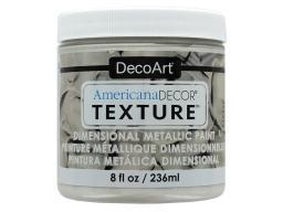 Decadtx-36 101 decoart americana texture metallics 8oz pearl