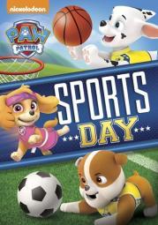 Paw patrol-sports day (dvd w/bag clip)                    nla D59194041D