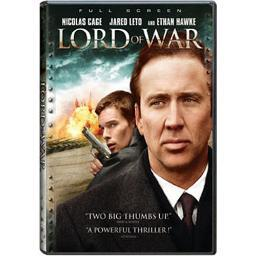 Lord of War (Full Screen) (2005) DVD