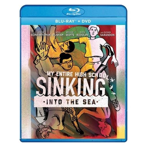My entire high school sinking into the sea (blu ray/dvd combo) (ws/2discs) 0HH3MUVDLODDOOLE