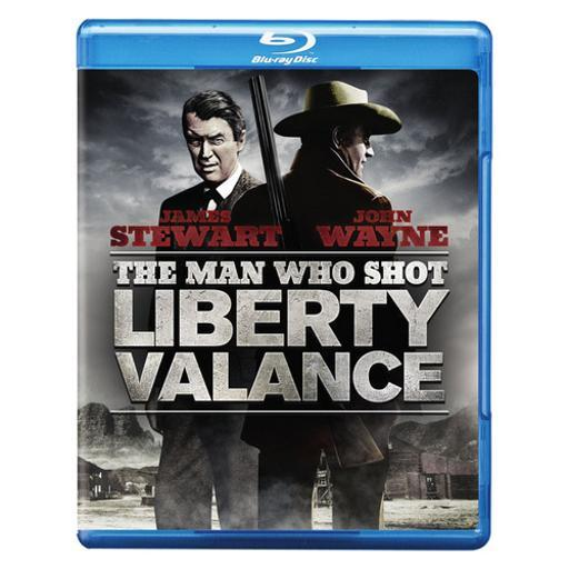 Man who shot liberty valance (blu ray) (ws) ZDJZOO6TORCC96ZL